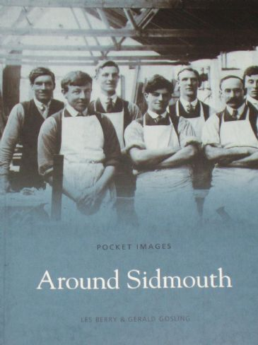 Around Sidmouth, by Les Berry and Gerald Gosling
